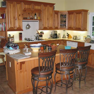 Tuscany-Inspired Design: Before image for TOH Reader Remodel Kitchen 2012