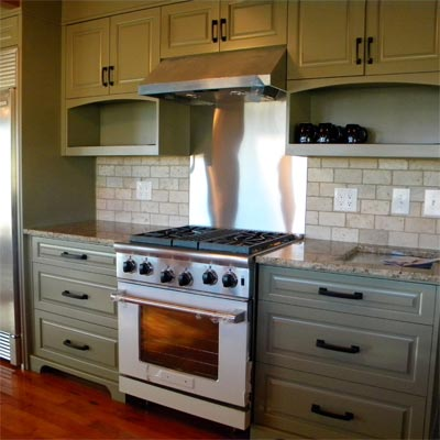 Sharing a Remodel With the Community: After image for TOH Reader Remodel Kitchen 2012