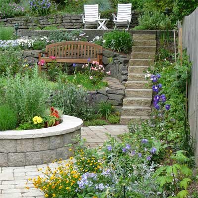 From Shady to Sunny: After for the this old house reader remodel yard and garden winners 2012