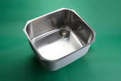 Stainless-Steel Kitchen Sink