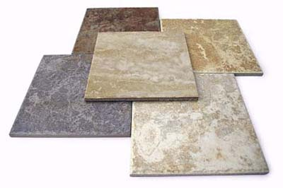 Porcelain tile from Daltile