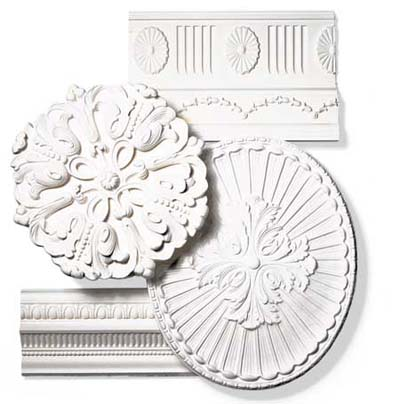 plaster ornament