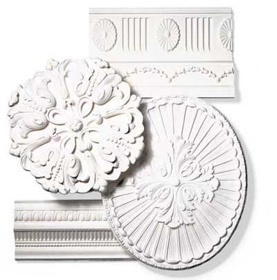 plaster ornament