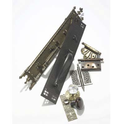 door knobs, handles and hinges, hardware