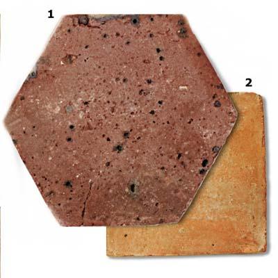 Terra-Cotta tiles