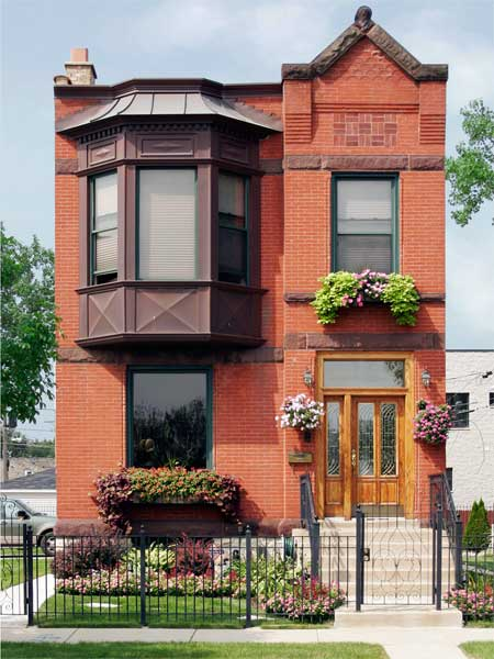 Bronzeville Neighborhood, Chicago  for the This Old House 2013 Best Old House Neighborhoods