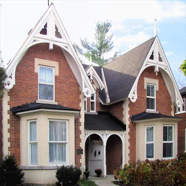 New Edinburgh Neighborhood, Ottawa, Ontario for the This Old House 2013 Best Old House Neighborhoods