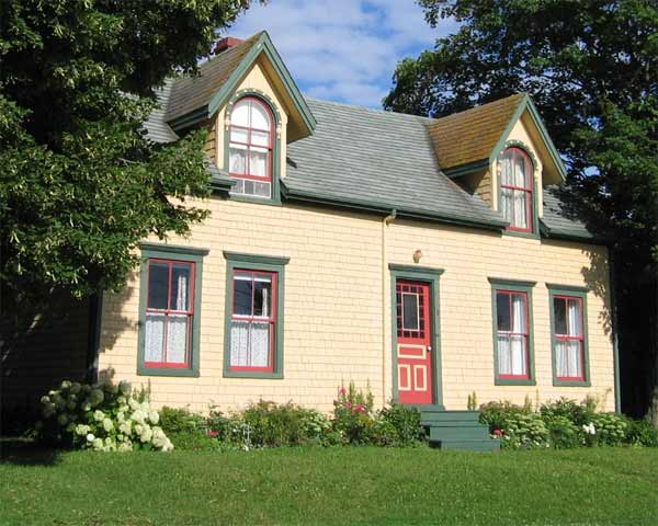 Victoria-by-the-Sea, Prince Edward Island, Canada for the This Old House 2013 Best Old House Neighborhoods