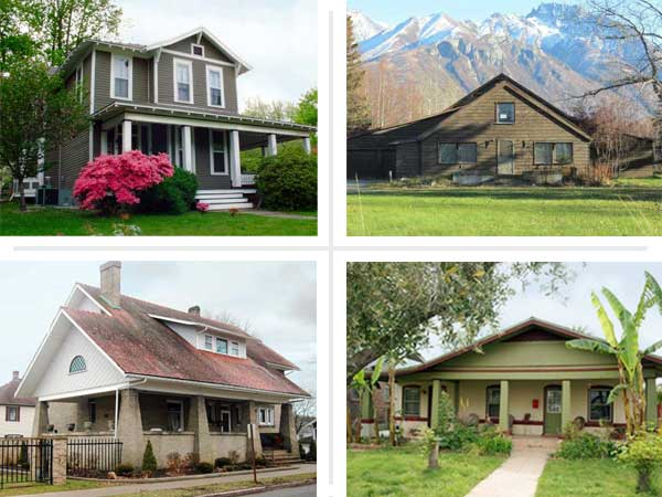 This Old House 2013 Best Old House Fixer-Uppers Neighborhoods