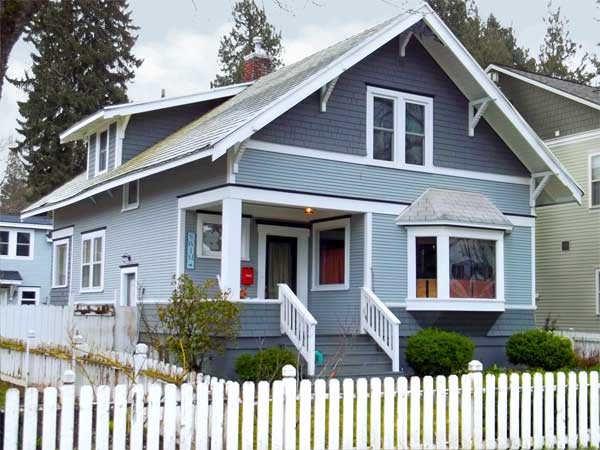 Coeur d'Alene, Idaho for the This Old House 2013 Best Old House Neighborhoods