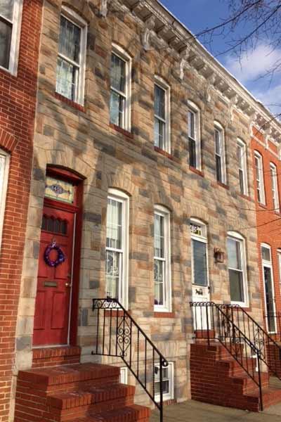 Locust Point Neighborhood, Baltimore, Maryland for the This Old House 2013 Best Old House Neighborhoods