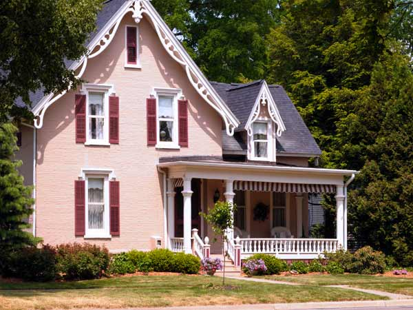 Marshall, Michigan for the This Old House 2013 Best Old House Neighborhoods