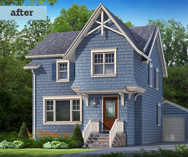 Vinyl siding for cottage homes joy studio design gallery for Cottage siding