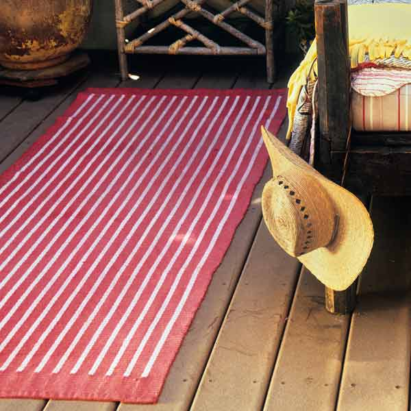 upgrade outdoor room, deck with outdoor rug