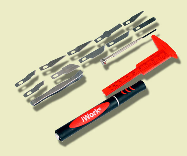 hobby knife set, hand tool stocking stuffers