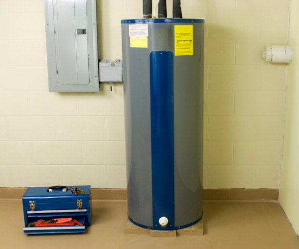 hot water heater, 10 uses for bricks