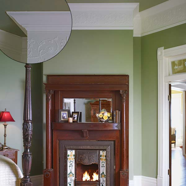 crown molding designs traditional revival style trim