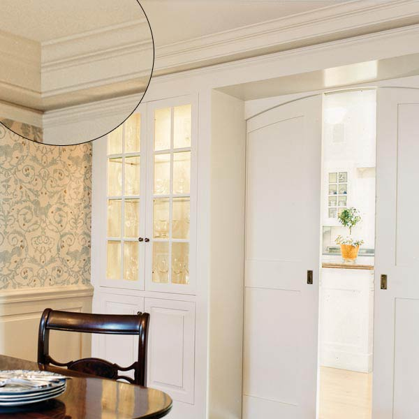 crown molding designs federal style trim