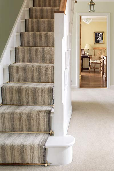 5 Install A Stair Runner And Rods 13 Thrifty Ways To