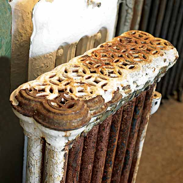 Best Paint For Rusty Radiator