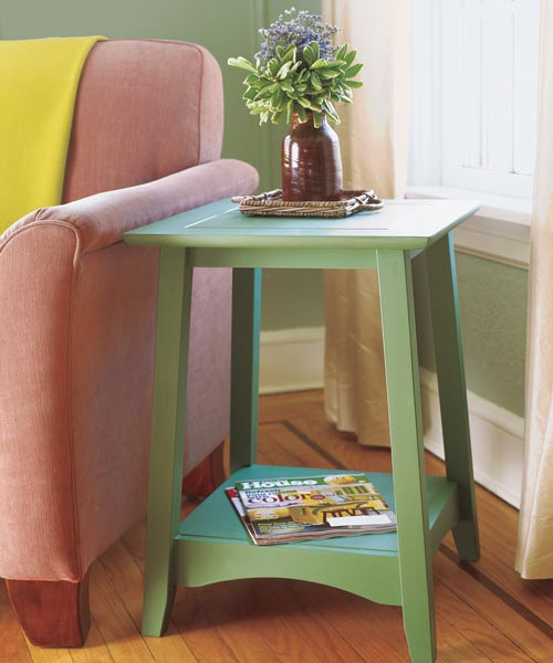 bedroom furniture step by step projects side table