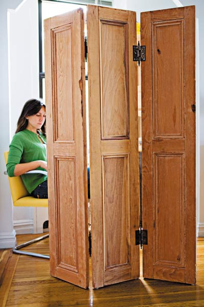 Old Hinges And Shutters Folding Screen 23 Of Our Best