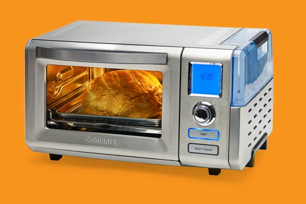 a steam-convection oven