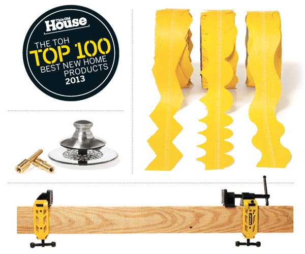 The toh top 100 best new home products 2013 the toh top for Innovative home products