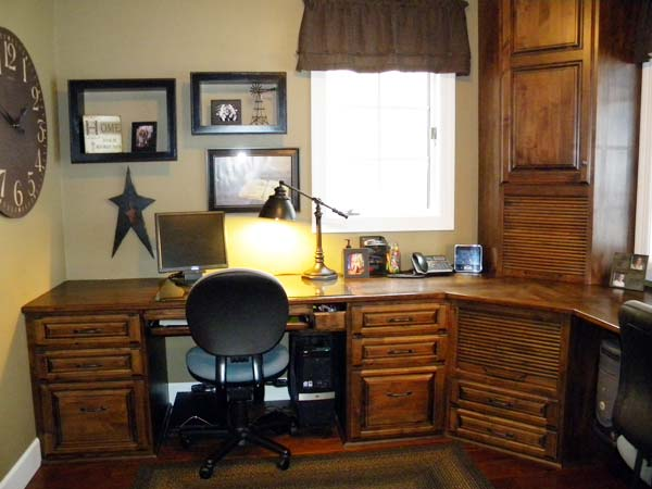 A Beautiful Bay-Window Built-In: After from this old house reader remodel Best Built-Ins Before and Afters 2013