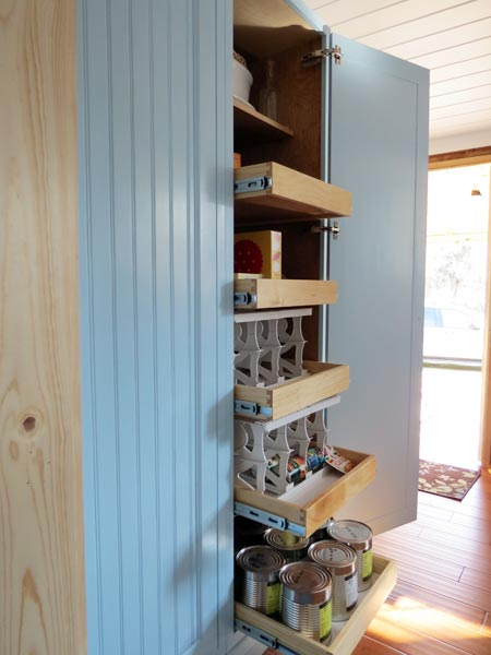 Pantry Dressed Up With Beadboard this old house reader remodel pantries contest 2013