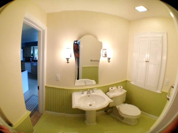 Small But Charming New Space: after reader remodel contest 2013 half bath remodels