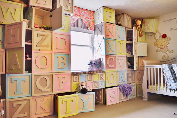 Storage-Packed Nursery Decor | Readers' Clever Upgrade ...