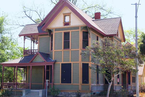 save this old house riverside california stick style queen anne mansion with cladding and decorative shingles