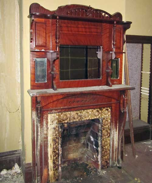 save this old house riverside california stick style queen anne mansion with maple mantelpiece