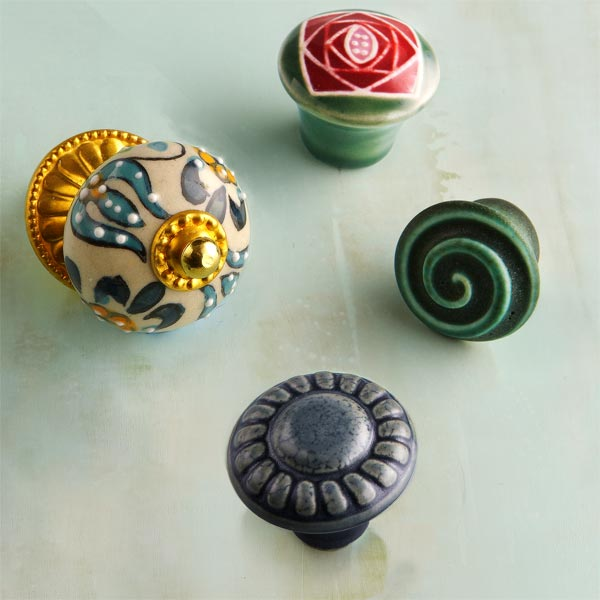 Ceramic Cabinet Knobs