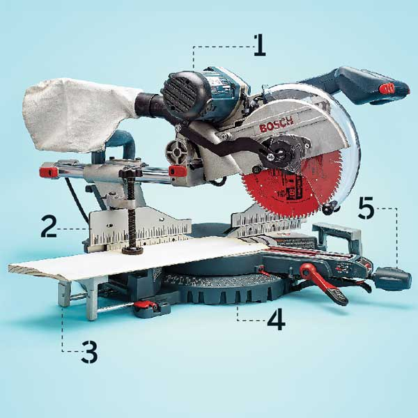 What to Look For in a Sliding Compound Miter Saws