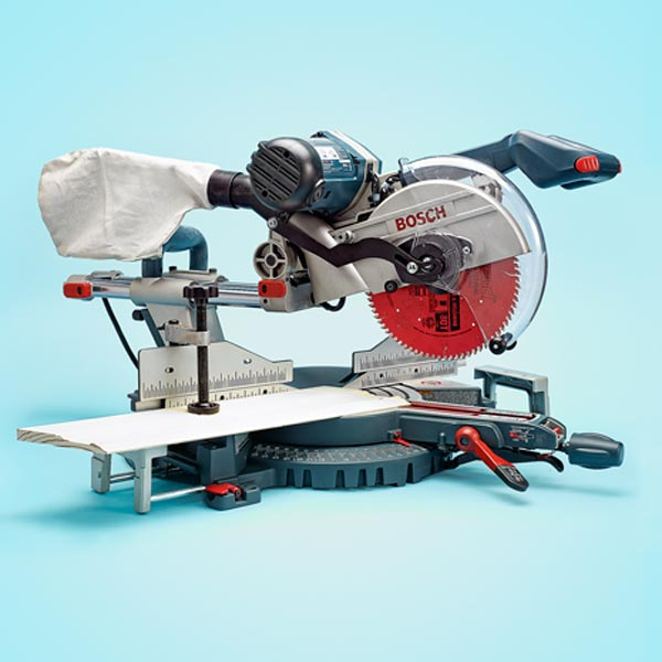 Bosch 4310 Sliding Compound Miter Saws from TOH Tool Tested