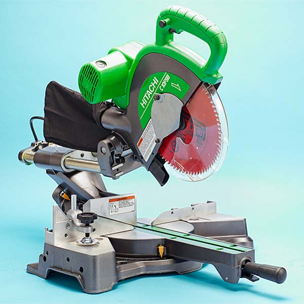 Hitachi C10FSH Sliding Compound Miter Saws from TOH Tool Tested