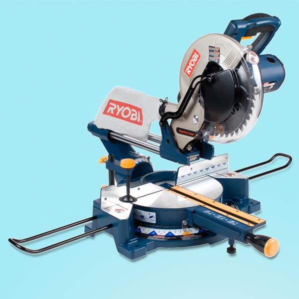 Ryobi TSS101L Sliding Compound Miter Saws from TOH Tool Tested gallery