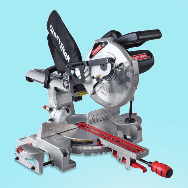 Craftsman 21237  Sliding Compound Miter Saws from TOH Tool Tested gallery