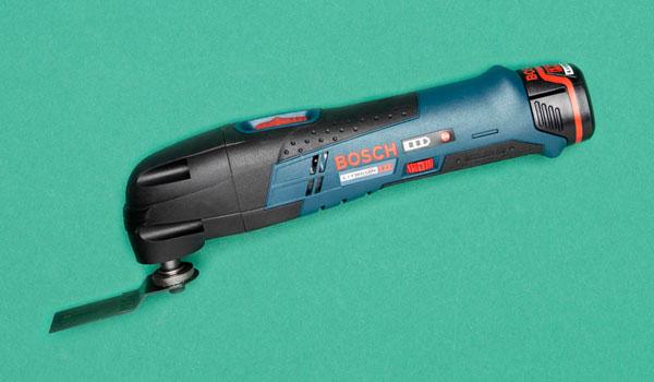 a Bosch oscillating tool