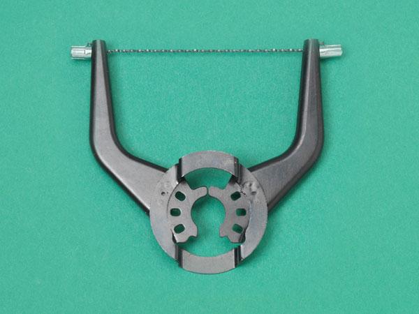 an oscillating tool multiplex attachment