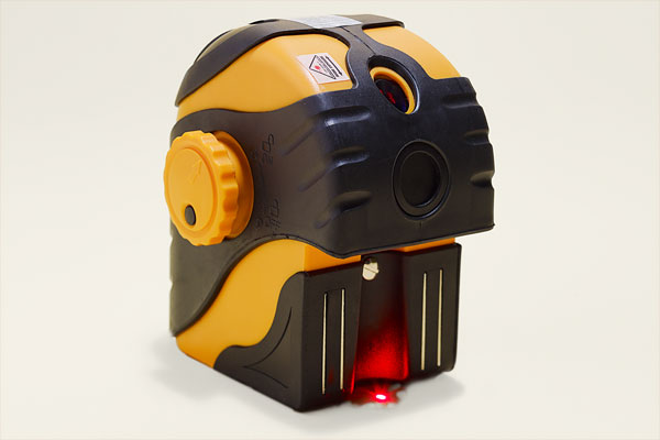 example of a dot Laser Level for TOH Tool Test