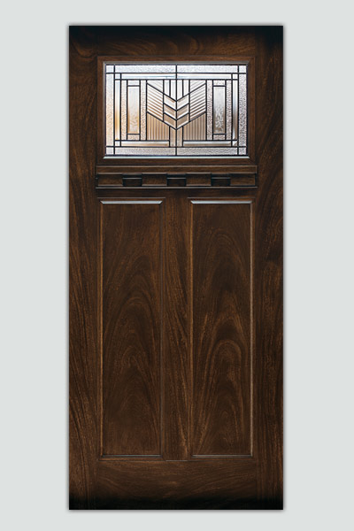 Get The Look Craftsman All About Fiberglass Entry Doors