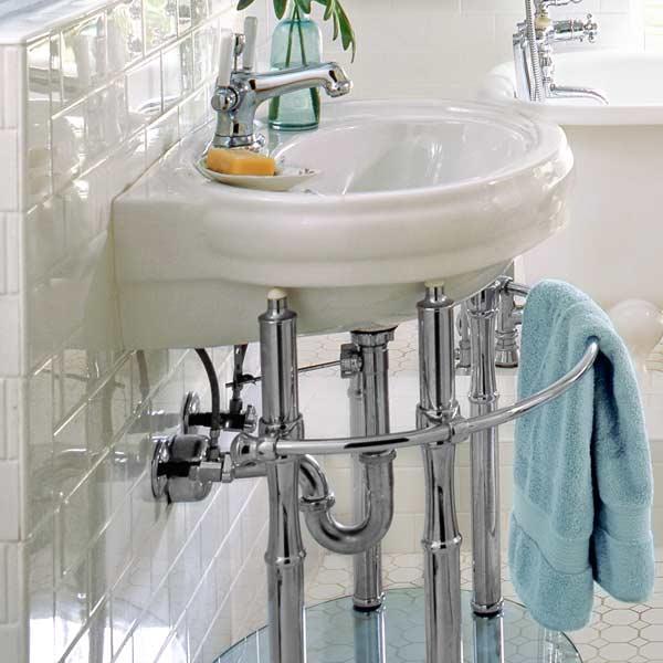 20 Budget-Friendly Bath Ideas