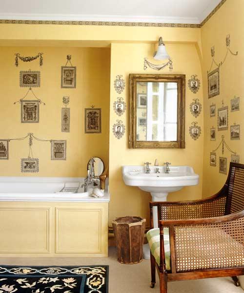 7 Distinctive Decals 20 Budget Friendly Bath Ideas