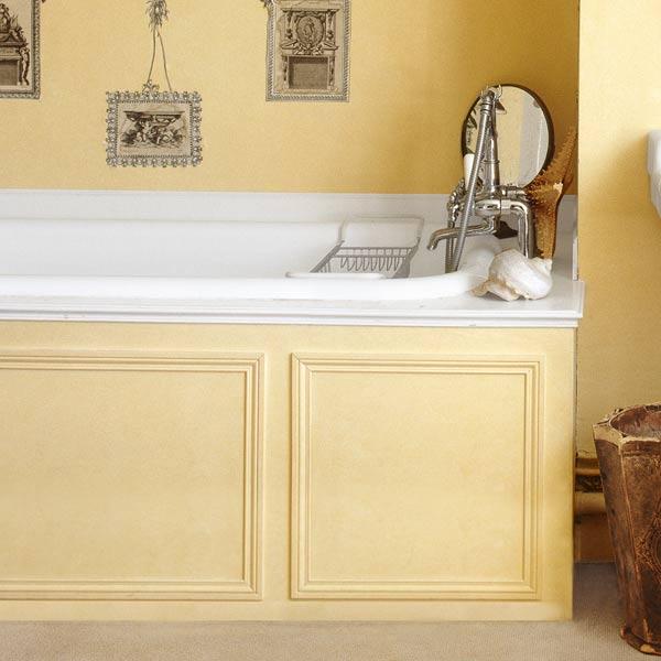 8 Paneled Tub Surround 20 Budget Friendly Bath Ideas This Old House