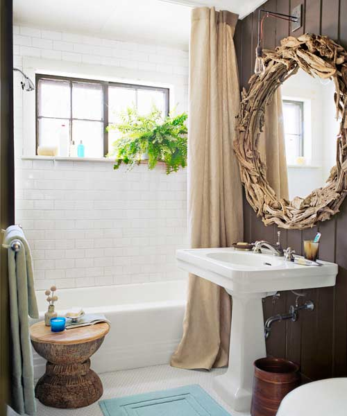 concealed curtain rod 20 budget friendly bath ideas this old house