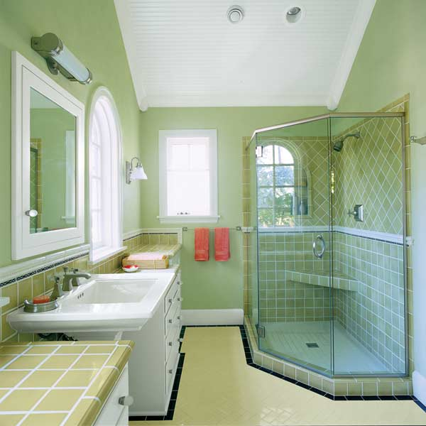 Clever built in bath storage 23 savvy and inspiring for Super small bathroom ideas