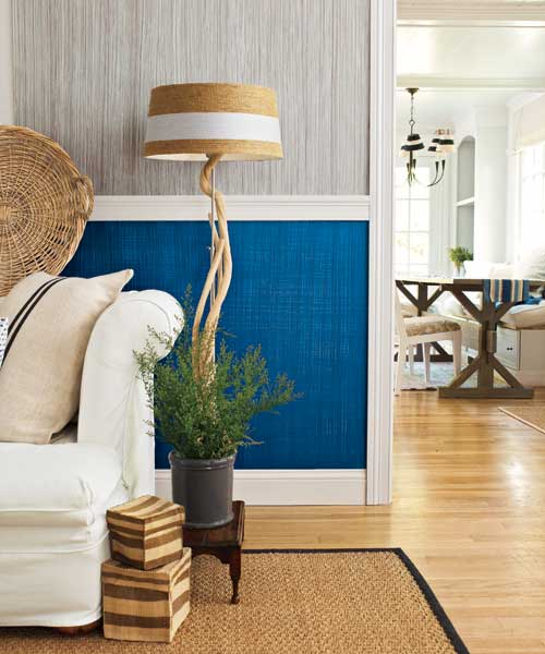 10. Colors Around Chair Rails